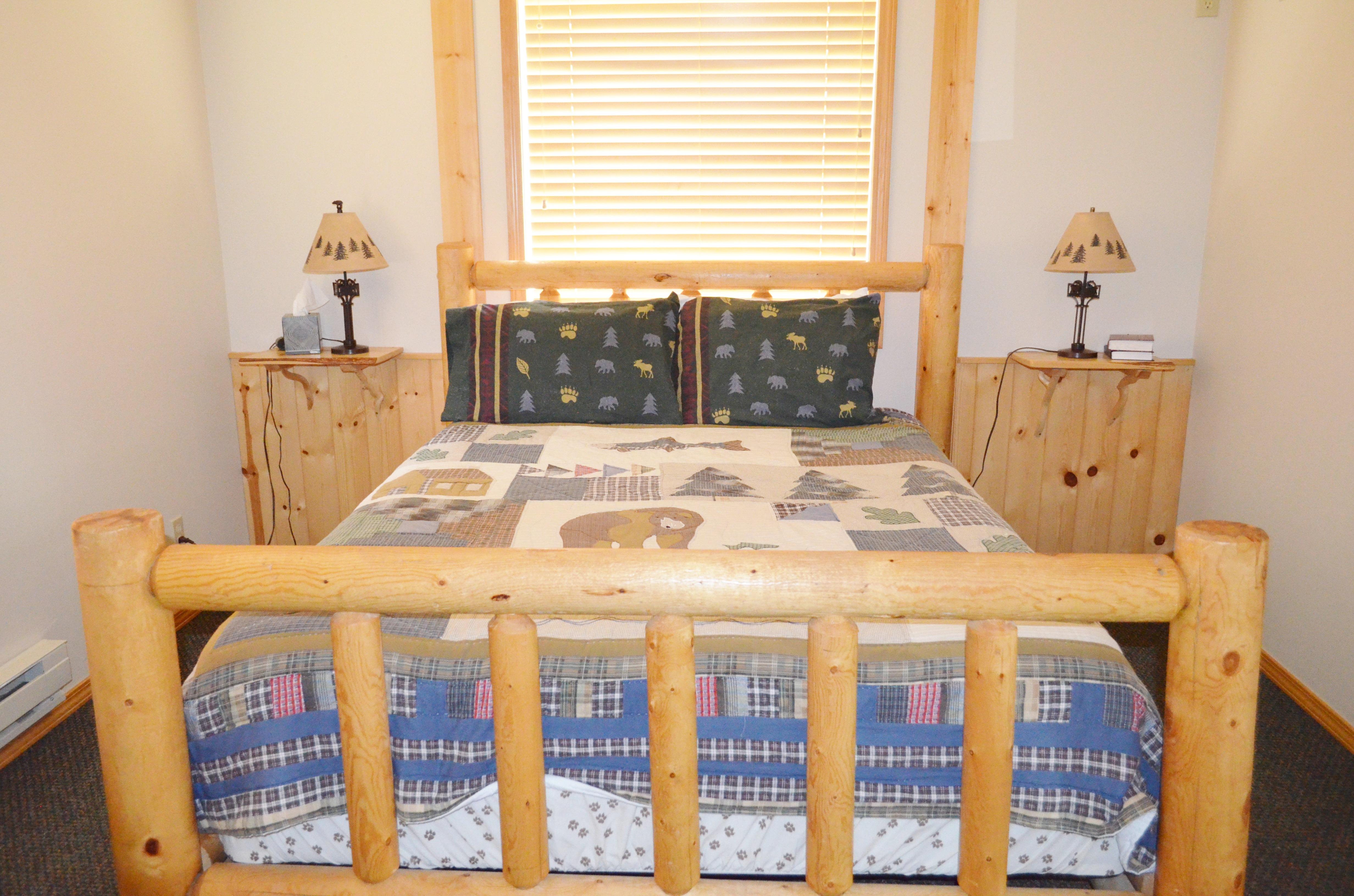 Bear Creek Bedroom 1
