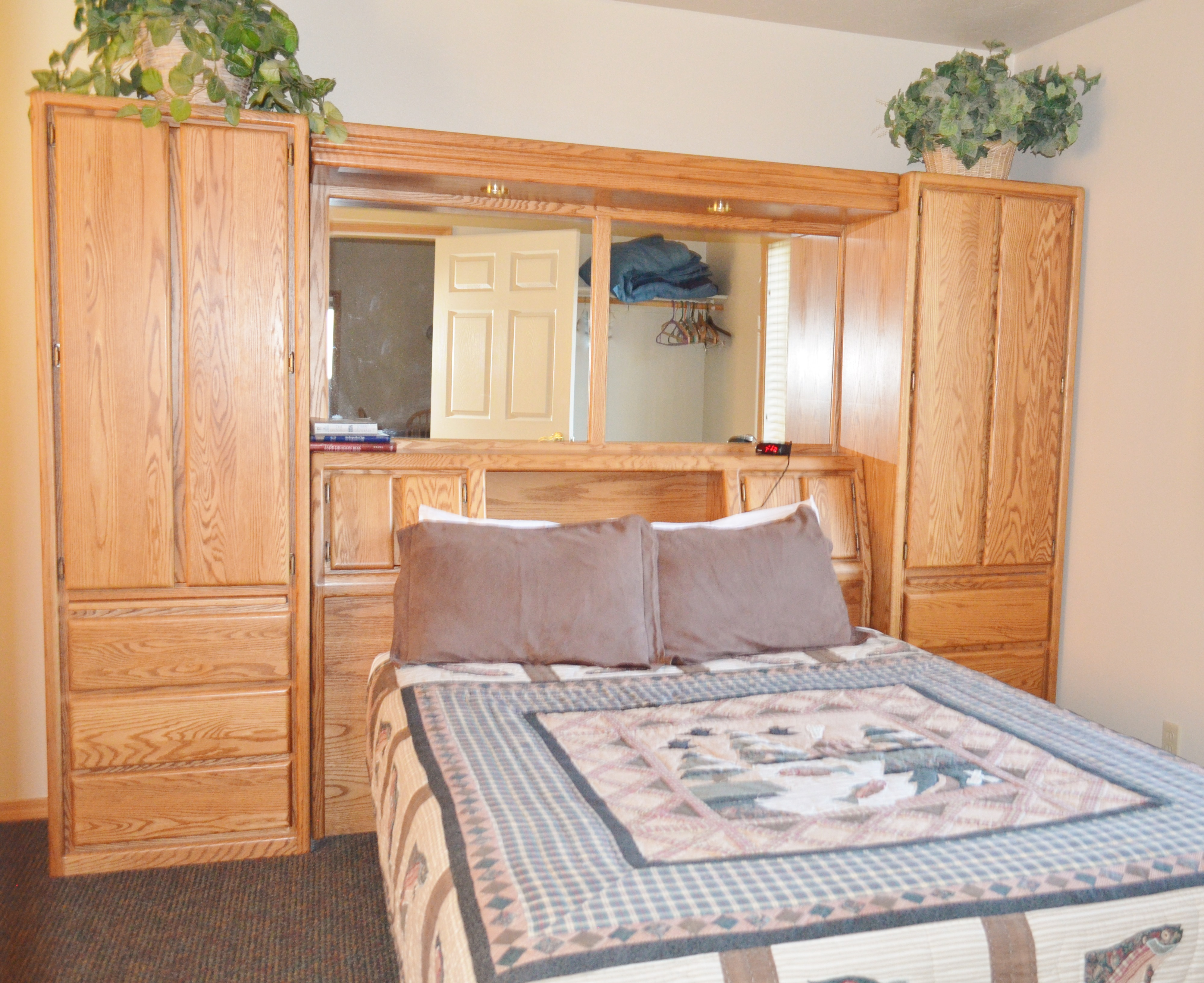Moose Creek Bedroom