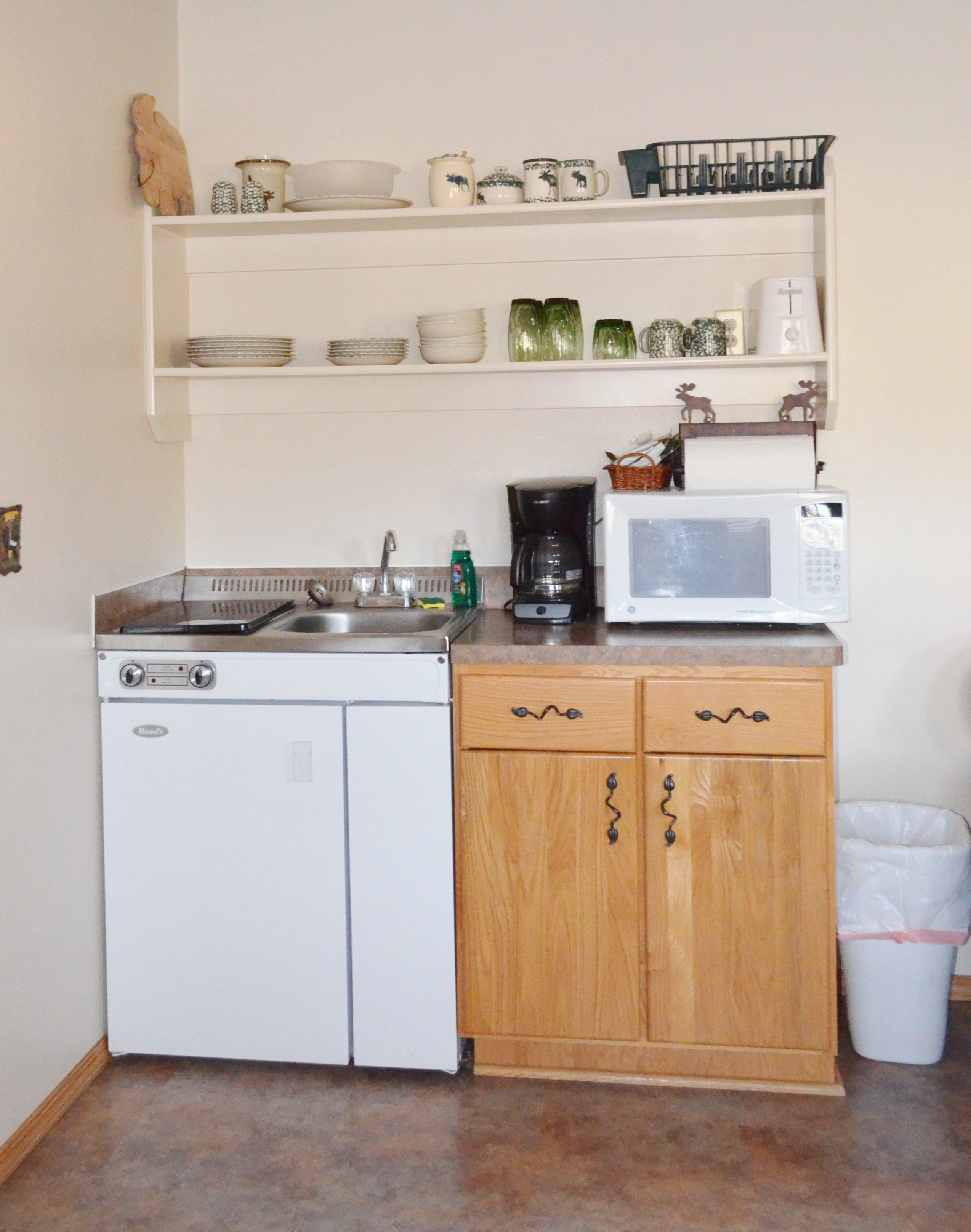 Moose Creek Kitchenette