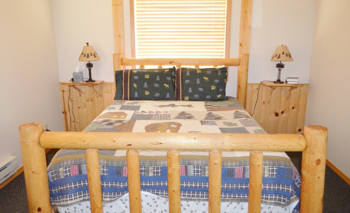 Bear Creek Bedroom 1