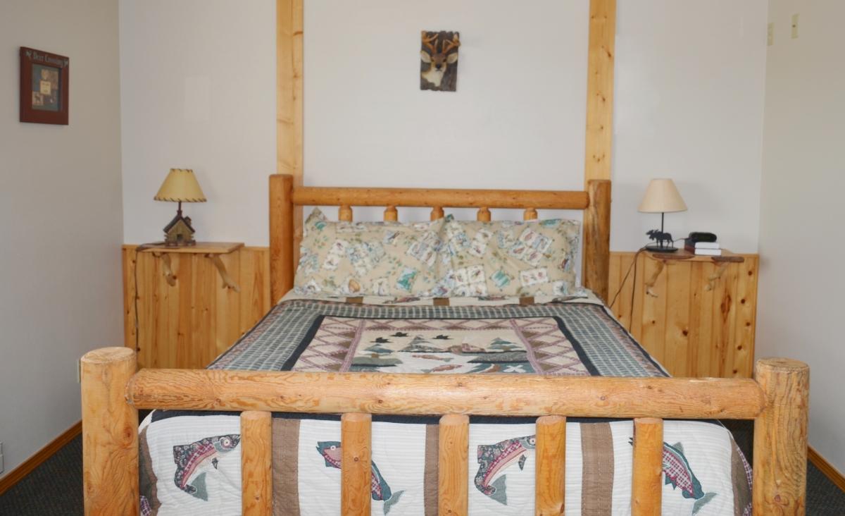 Deer Creek Bed 2