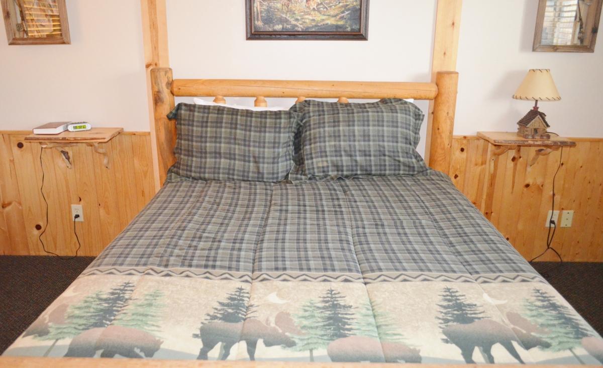 Fall Creek Bed