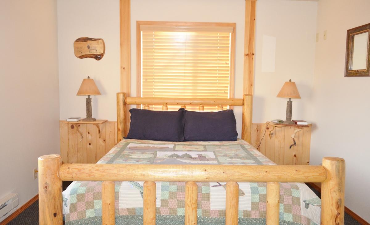 Little Elk Creek Bedroom