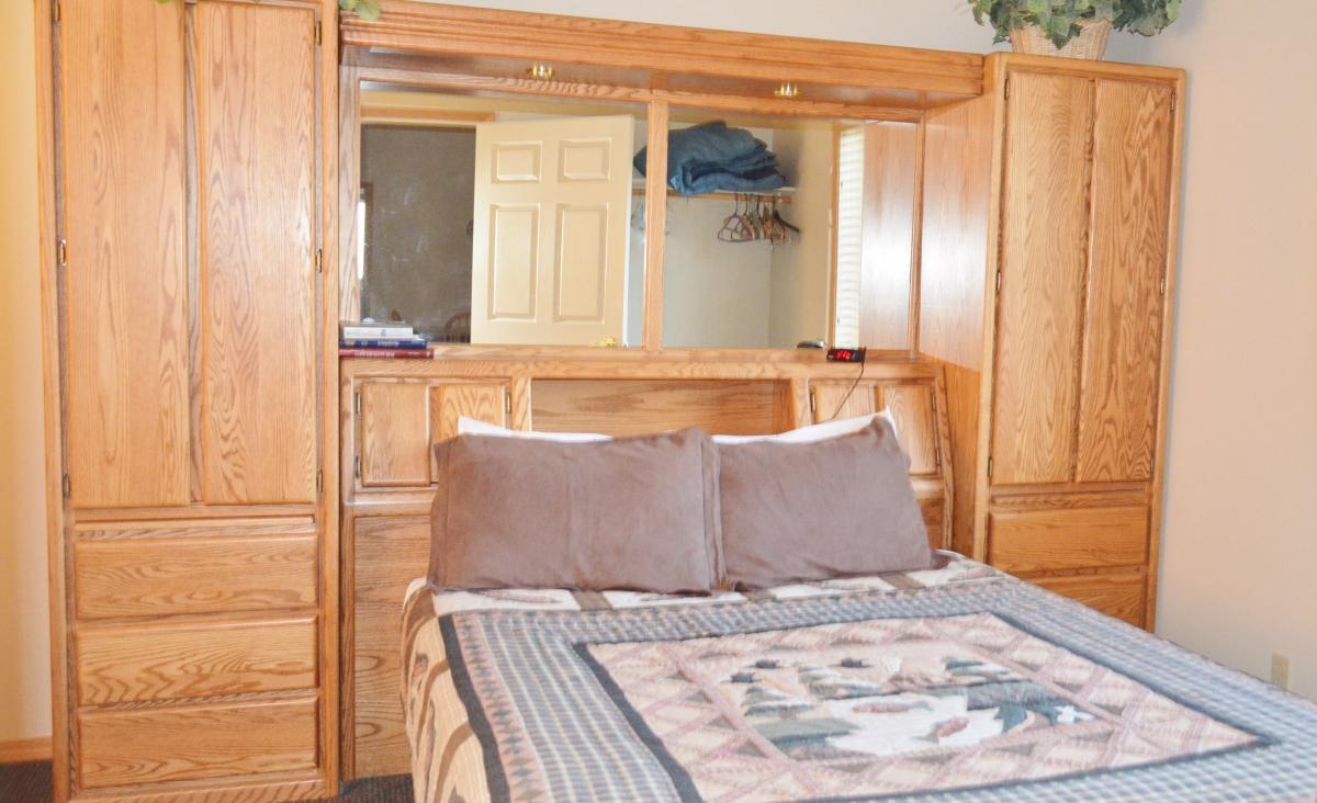 Moose Creek Bedroom