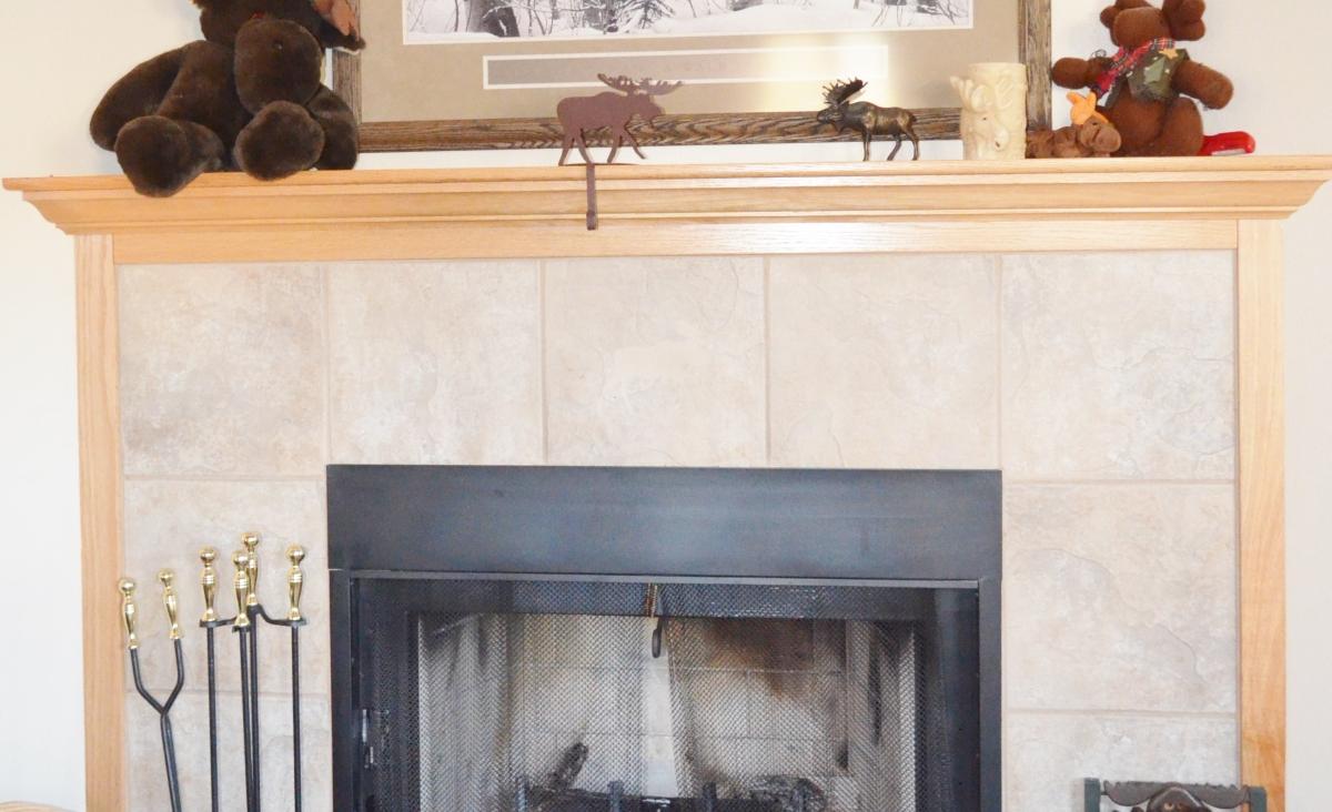 Moose Creek Fireplace