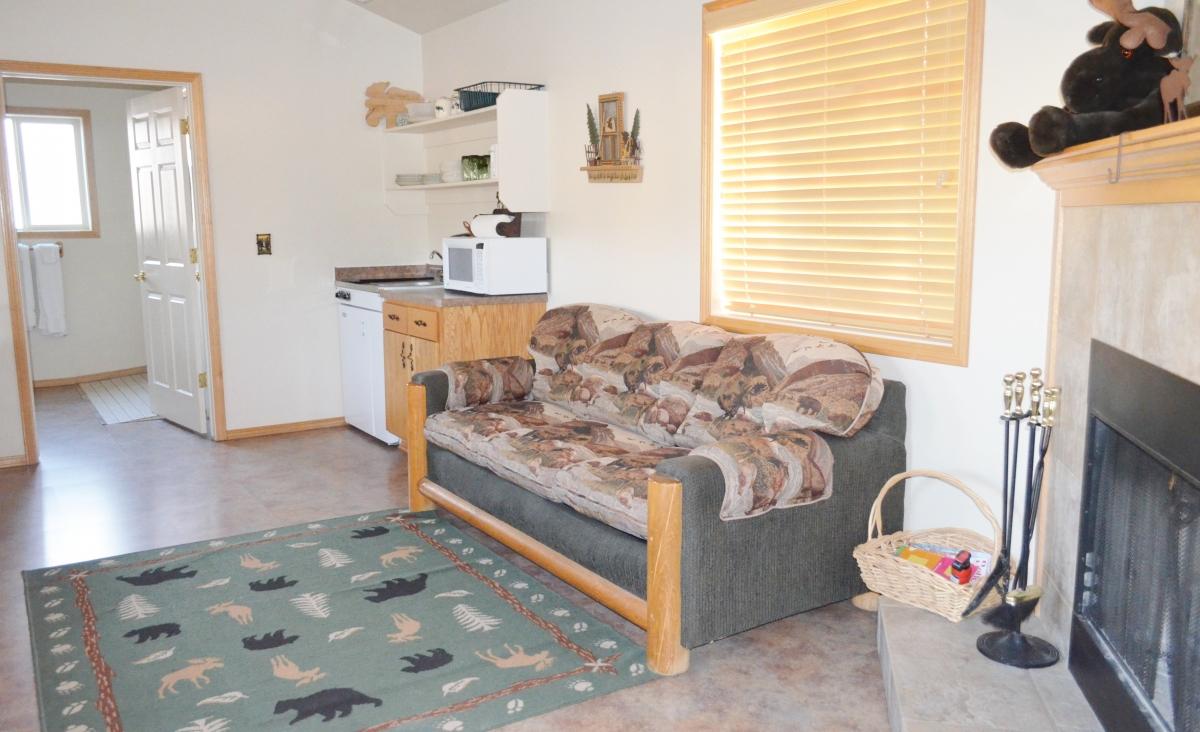 Moose Creek Living Room