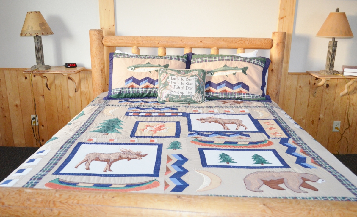 Pine Creek First Bed 2