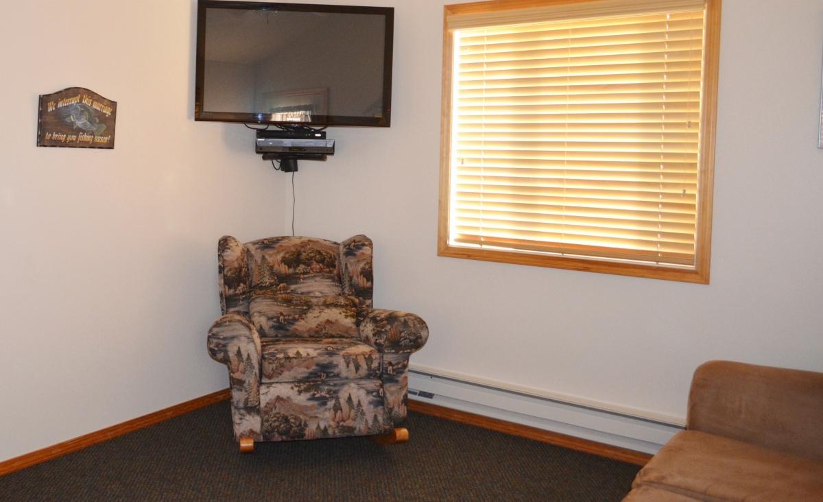 Rainy Creek Living Room Corner